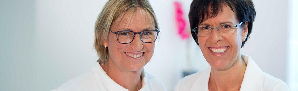 Dr. med Svenja Schinkel, Anja Dörrler-Behrendt